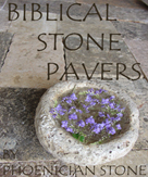 Antique Biblical Stone Flooring Pavers